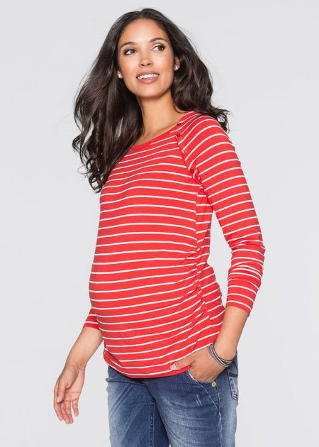 Tehotensky pulover na dojcenie
