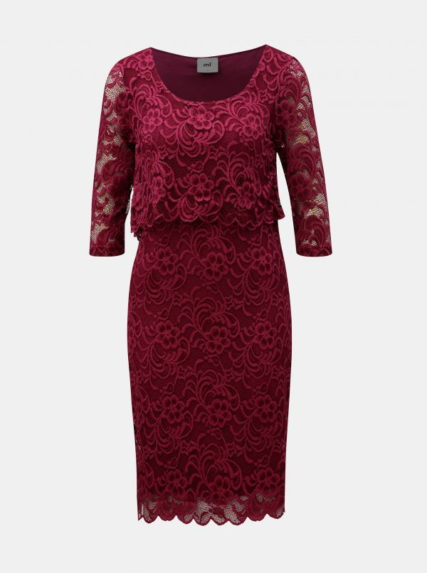 7545277286c7 Tehotenské čipkované šaty vhodné na dojčenie Mivane - Grgyaprdy.sk
