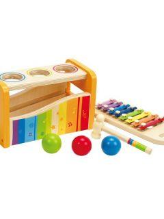 Zatĺkačka s xylofónom