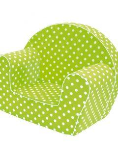 Detské kresielko zelené