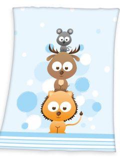 Detská deka pre bábätká