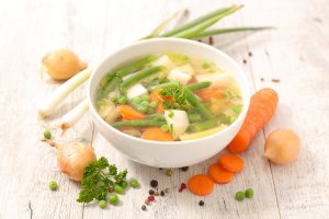 zeleninova polievka