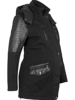 Tehotenská vatovaná bunda