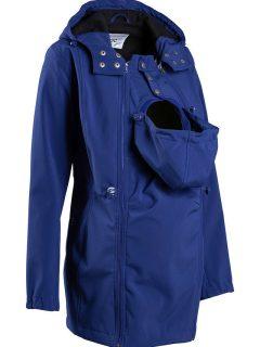 Tehotenská softshellová bunda