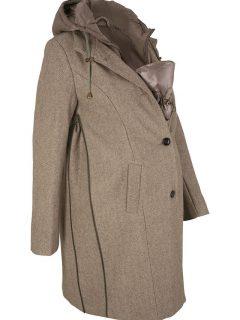 tehotenská zimná bunda 2 v 1