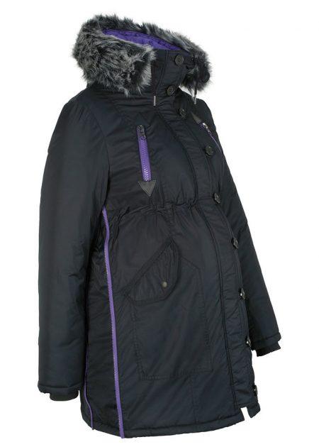 zimná bunda pre tehotné budúce mamičky