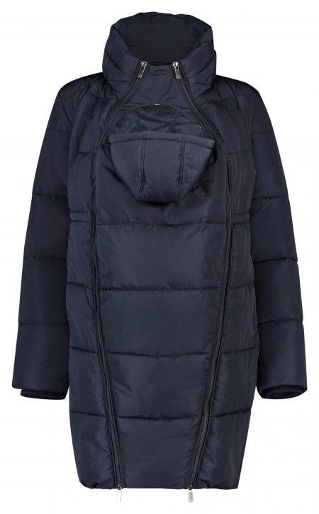 tehotenska zimna bunda nosiaca noppies