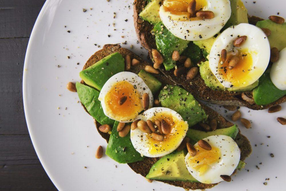 Ako zvýšiť energiu - zdravé raňajky z vajíčok
