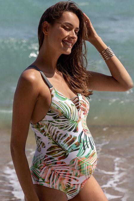Plavky pre tehotné Honolulu
